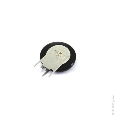 Pile bouton lithium 1x BR2032  PANASONIC 3V 190mAh