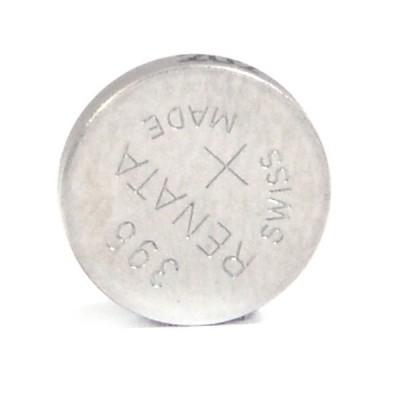 Pile bouton oxyde argent 396 RENATA 1.55V 32mAh