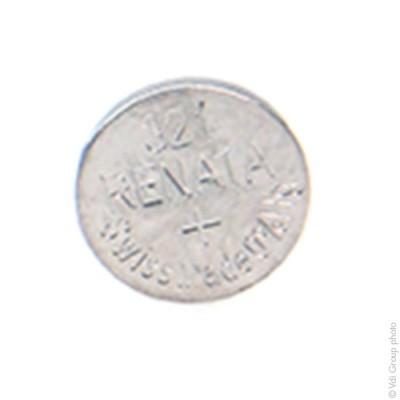 Pile bouton oxyde argent 321 RENATA 1.55V 14.5mAh