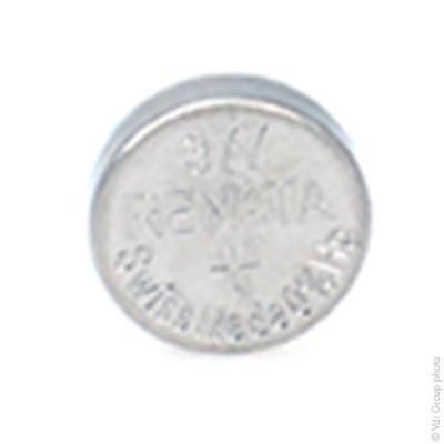 Pile bouton oxyde argent 377 RENATA 1.55V 28mAh