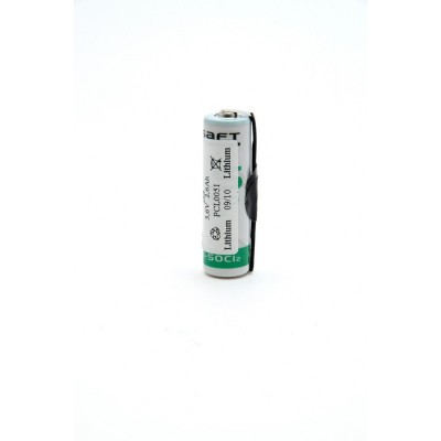 Pile lithium industrie LS14500Collier COLLAR 3.6V 2.6Ah