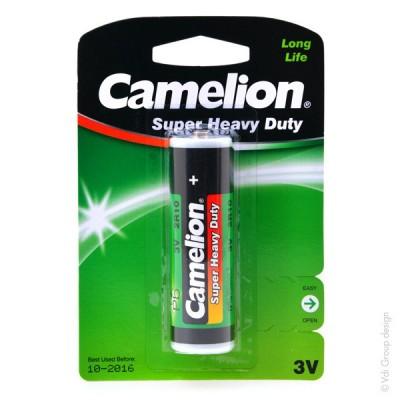 Pile saline Camélion 2R10 vrac 3V 950mAh