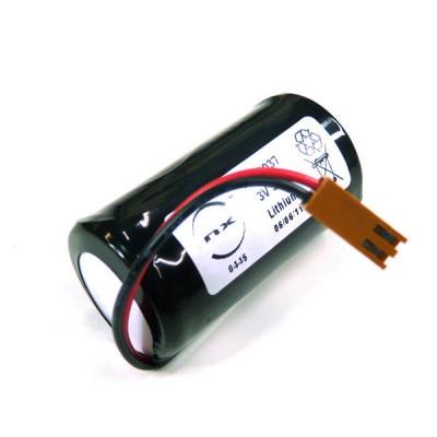 Batterie automate 1x BR-C 1S1P 3V 5Ah JAE