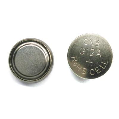 Pile bouton alcaline blister LR43 NX - 0% Hg 1.5V 110mAh