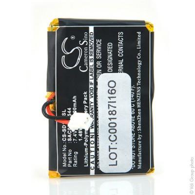 Batterie collier pour chien Sportdog SD-1825 7.4V 200mAh