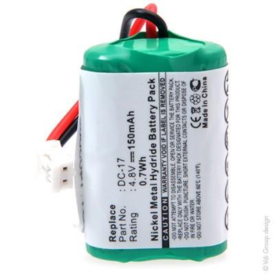 Batterie collier pour chien 4.8V 150mAh