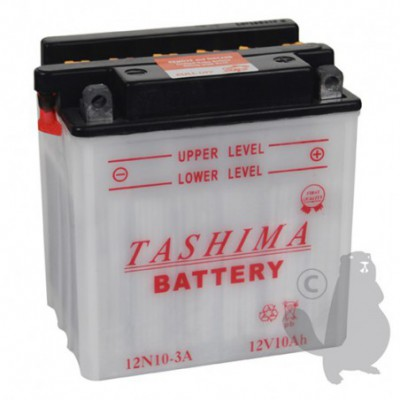 Batterie Moto 12N10.3A