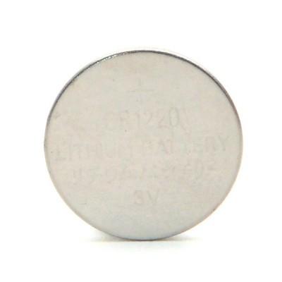 Pile bouton lithium blister CR1220 3V 35mAh
