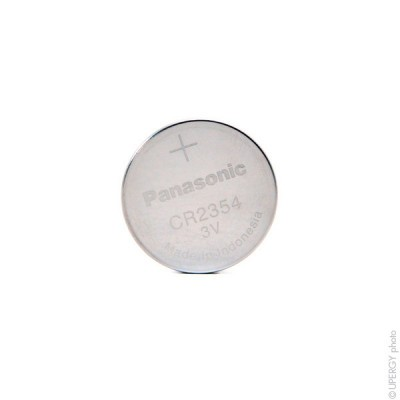 Pile bouton lithium CR2354/BN PANASONIC 3V 560mAh