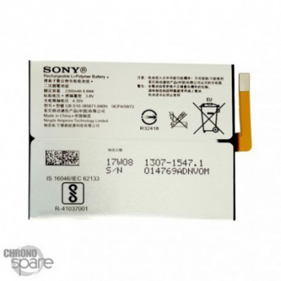 Batterie Sony XPERIA XA1 G3121 G3125 / DUAL G3112 G3116
