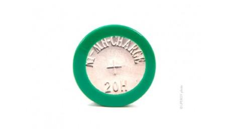 Accu bouton NiMH