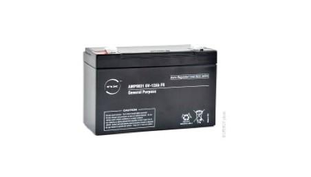 Batterie éclairage