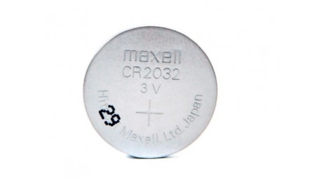 Pile Bouton Lithium CR