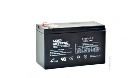 Batterie plomb étanche