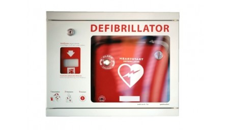 Batterie défibrillateur