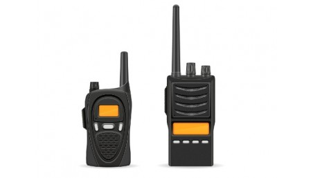 Batterie talkie walkie
